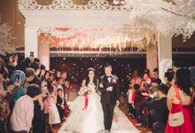 The Wedding of Dominic & Yuni by FIVE Seasons WO