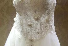 Wedding Gown by Le Bliss