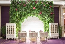 To the Infinity and Beyond by Orchid Florist and Decoration
