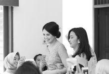 Ratih & Dito Engagement by Kekal