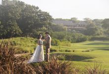 Wedding at Golf Course by Bali National Golf