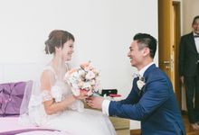 Sheryl and Tong Beautiful Wedding Day by With Every