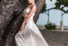 beautiful in white by BV Wedding