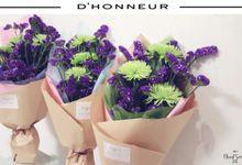 DE HONNEUR by Floral Story Int