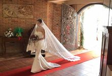 Beautiful Bride Lorie by Delby Bragais Bridal