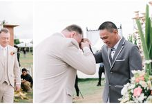 Best Western Sandbar Wedding  Bryan & Melva by Shutterfairy Photo