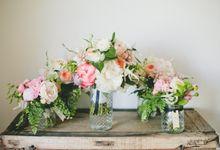 Glamorous Malibu Wedding by onelove photography