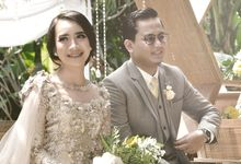 Bagust & Dini Wedding Day by Alissoncreative