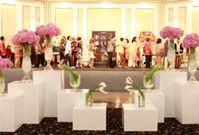 Maya-Ezra Wedding by Dalang Indonesia