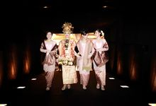 Maya-Ezra Wedding by Dalang Indonesia