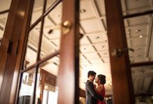 Justin and Gloriana Wedding by MERCANTILE PENTHOUSE WEDDING