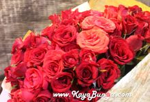 Purpose Flower Arrangemnt by Kaya Bunga