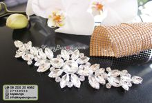 Accesoris Wedding Bouquet by Kaya Bunga