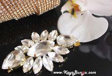 Accesoris Wedding Bouquet by Kaya Bunga
