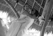 Exquise Gowns for Padma Ubud by Exquise Gowns