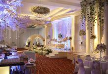 Wedding at The Ballroom by Hilton Bandung
