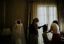 Wedding Ceremony of Putu & Maruschka by Lights Journal