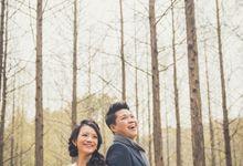 Benson & Cindy Pre Wedding by Ajphotographystudioz
