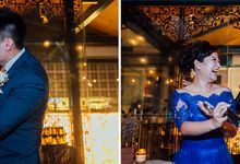 Botanical Rustic Wedding at Nosh, Singapore. by SideXSide Pictures
