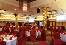 Wedding Setup by Concorde Hotel Kuala Lumpur