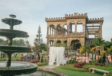 The Ruins Negros Wedding by Rock Paper Scissors Photography