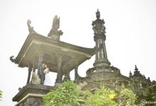 Prewedding of Wadhi & Valarie by THL Photography
