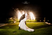 Christina & Allan by Silver Lace Weddings & Events Bali