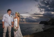 KARA & JAMIE by Silver Lace Weddings & Events Bali