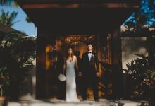 Zoe & Matt by Bali Exclusive Wedding