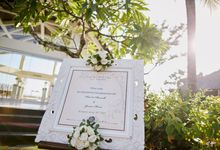 Kiarni & James Wedding by The Seminyak Beach Resort & Spa