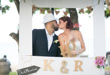 Kim & Robert Wedding 01 May 2016 by The Westin Resort Nusa Dua, Bali