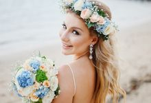 Bali Wedding Photography - Josh & Roxy by The Deluzion Visual Works