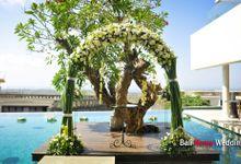 Robert & Niken Wedding by Bali Home Wedding