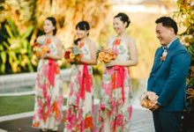 Emily & Peter by Bali Events Planner by Sari Yusuf