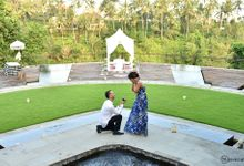 Wedding propose Tony & Gina by THL Photography