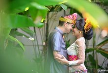 Wedding of Romain & Ayu by THL Photography