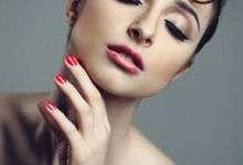 Photoshoot by tanmell makeup