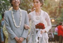 Bayu & Asha Wedding Day by Antelope Wedding