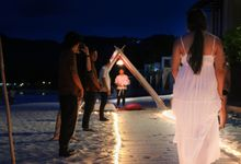 Will You Marry Me - Beach Wedding Proposal by Bantita Group