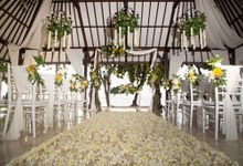 New Wedding Arrangement by Meliá Bali Indonesia