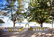 Romantic Beach Weddings by The Westin Langkawi Resort & Spa