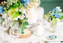 American German love story by Beautiful Occasions - Exclusive Wedding and Eventplanning