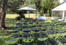 Spring Wedding in an Australlian Landscape by Aussie Marriages - Marriage Celebrant