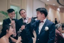 Benjamin and Yimin by Annabel Law Productions