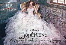Les Reves Bohemiens Trunk Show 21-23 Aug by Galia Lahav