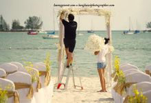 Ben & Laura Gorgeous Wedding at The Danna Resort Langkawi by Hanngevent