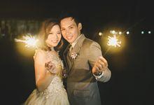Ben and Suzette Wedding by Orange Studios