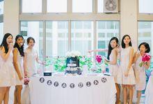 A Classy Elegant Wedding by Our Fairytale Wedding