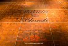 Bharath & Rukshika Reception by Cosmic Bali Photography