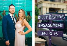 Billy & Steph by Tropica Weddings